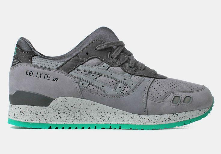 Asics Gel Lyte III Grey/Grey