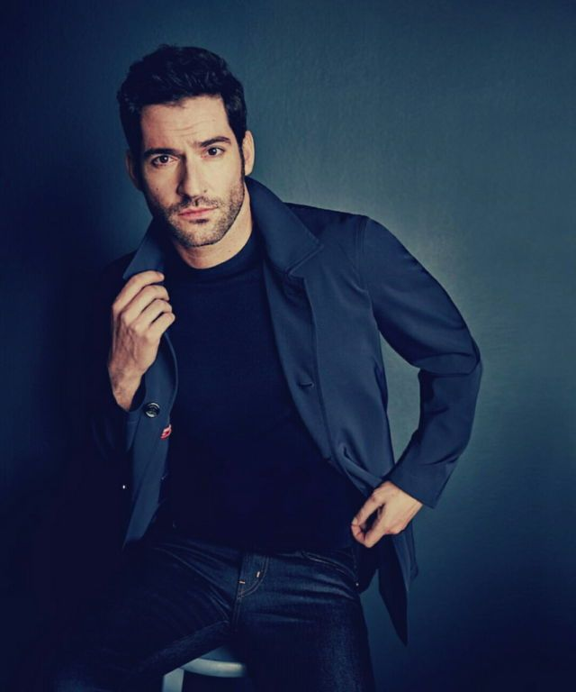Sympathy For The Devil Tom Ellis Is Having A Hell Of A: Pin By Anita Lopez On Tom Ellis