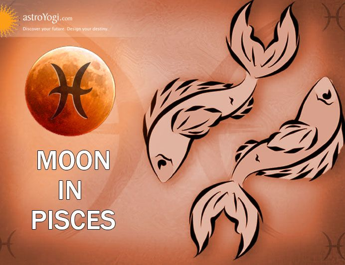 #Pisces - Moon enters Pisces today, you may feel quite distant from reality and would just want to sit back and enjoy life. Read more.. http://www.astroyogi.com/planetary/
