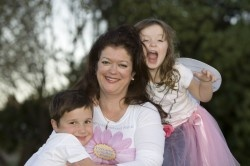 True faces of rising number of over-40 moms revealed in Mother's Day Tribute Album Free E-Card.