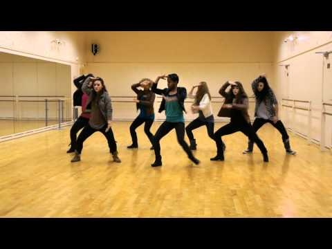 Drake & Rihanna - Take Care - Hip Hop Choreography by Youness Unik