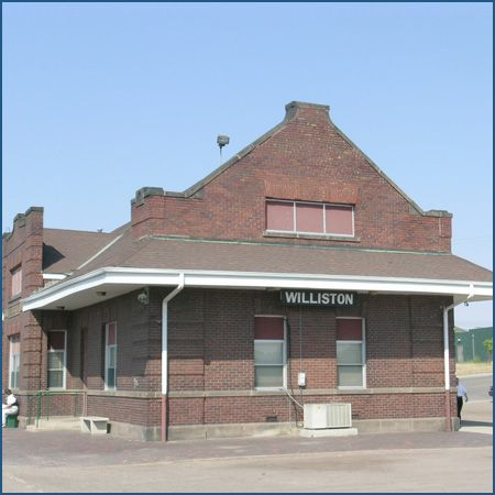 Williston nd women