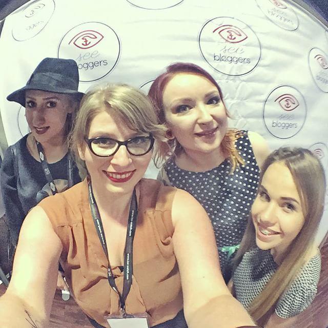 @redlipstickmonster @ashplumplum @olciiak #SeeBloggers #SeeBloggers2015 #bloggers #happy #selfie #instastyle @see_bloggers by mypinkplum