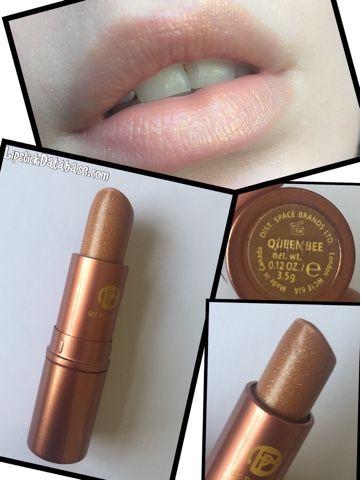The Lipstick Database: Lipstick Queen Queen Bee