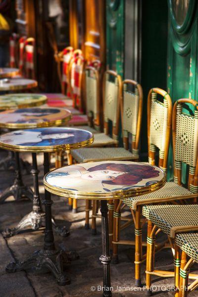 Montmartre Cafe #Paris #France