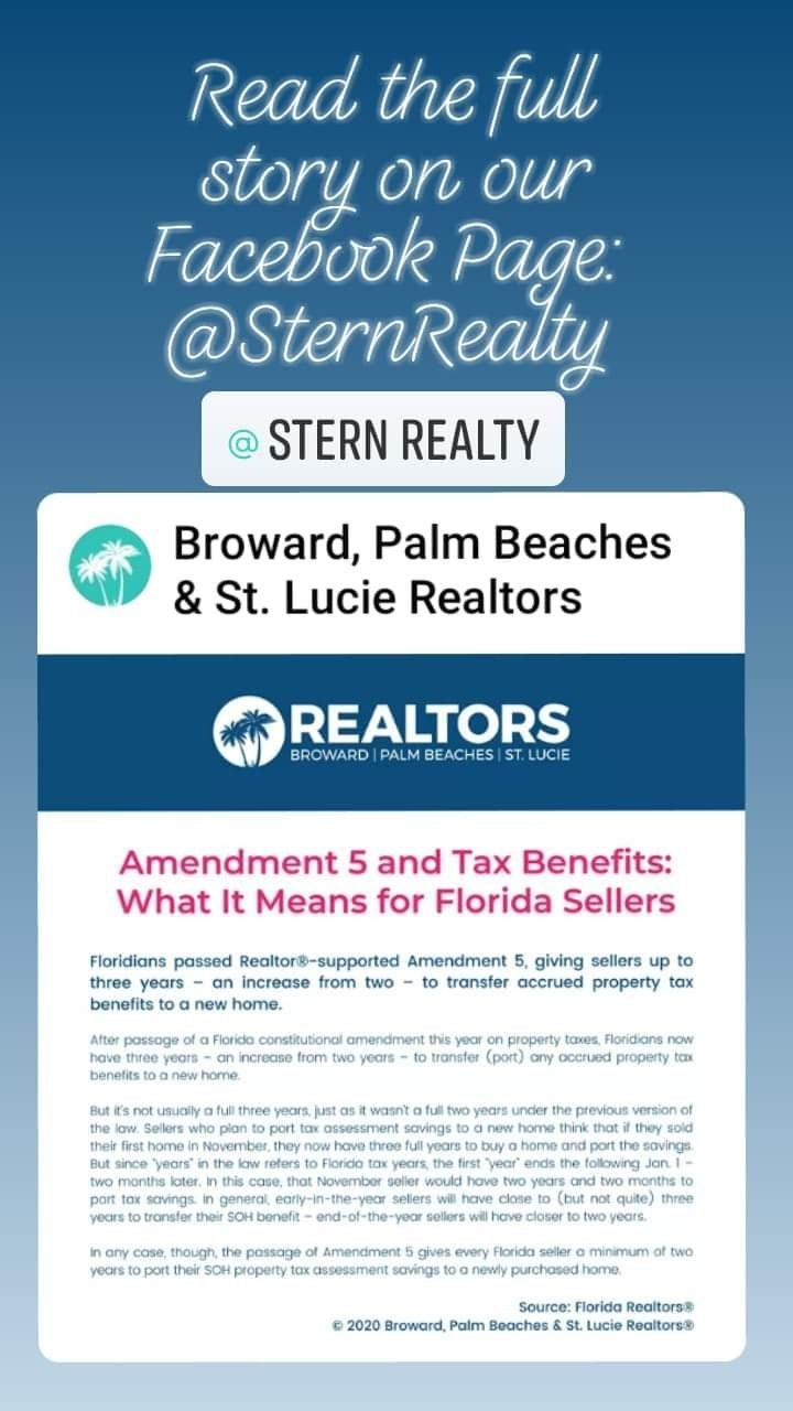 Florida Properties Tax Benefits Florida Real Estate Florida Broward