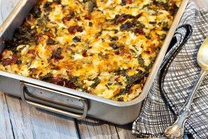 Recept på god och enkel gratäng hittar du här. Laga godare vardagsmat med Pulled chickengratäng med grönkål och soltorkade tomater