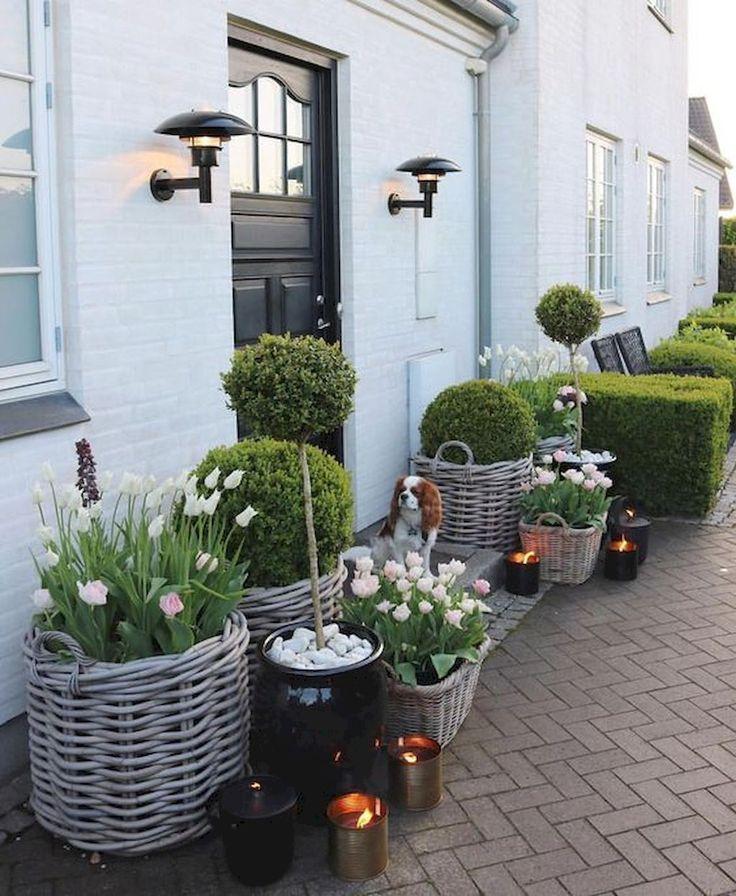 55 Fresh and Beautiful Spring Flowers Garden Ideas
