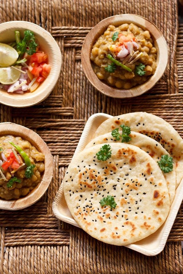 kulcha recipe with step by step photos and video. kulcha are easy to prepare and often served with matar or chole. kulcha can be made in the tandoor as well as on a tava or griddle.