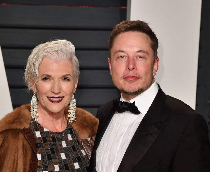 Elon Musk's Mother Maye Musk Becomes Oldest CoverGirl at 69