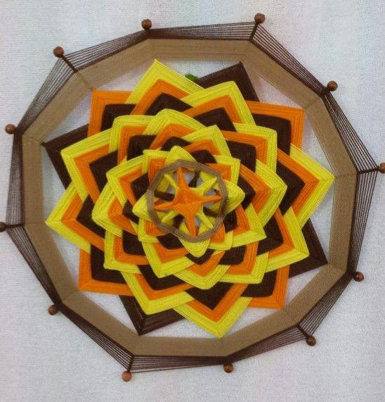 Mandala 40 cm