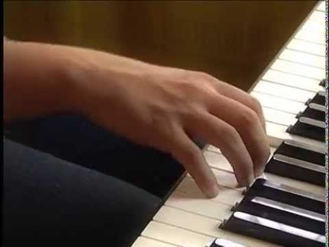 Škola hry na klavír - 2 díl - YouTube
