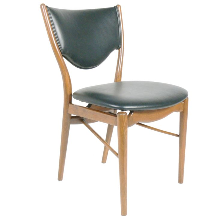Danish Modern Desk Chair by Finn Juhl | From a unique collection of antique and modern chairs at https://www.1stdibs.com/furniture/seating/chairs/