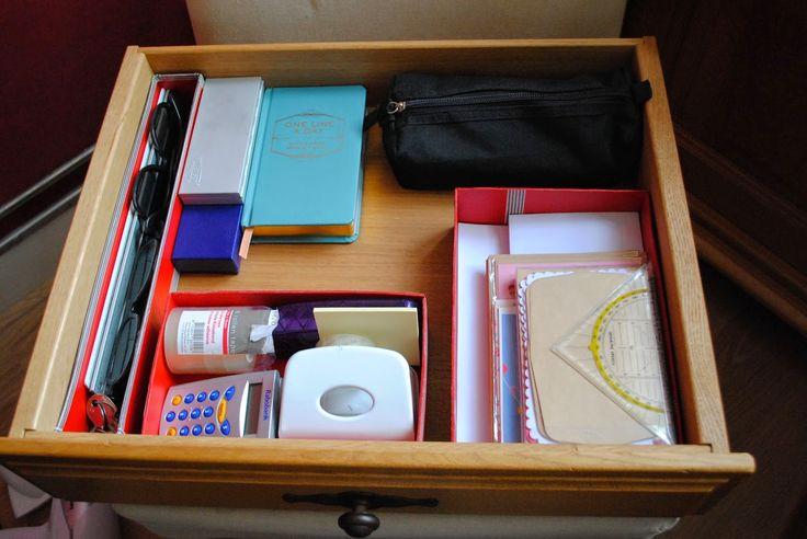 Dutch Design on a Budget: Organisatie: aanpakken die rommel la!