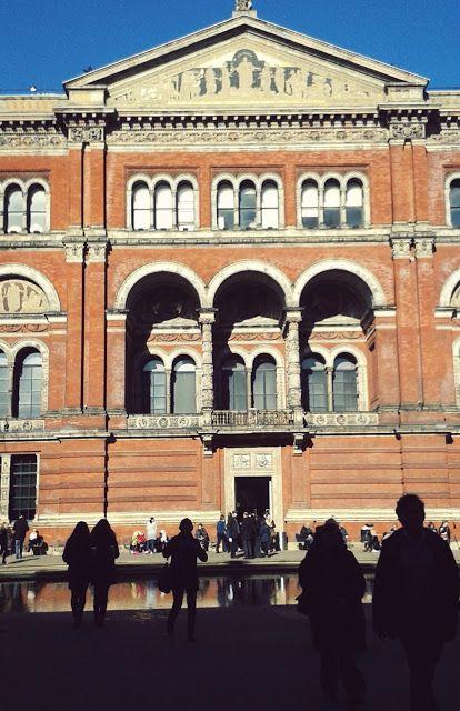 V & A London © I. Vrabľová