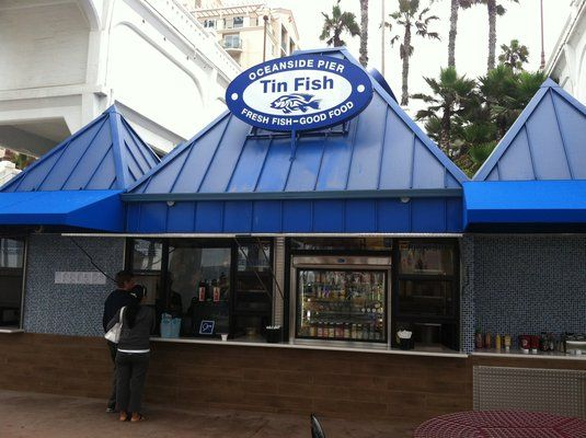 96 best seen it images on pinterest vacation ideas for Tin fish restaurant