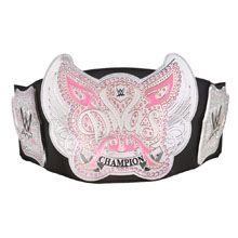 W07743 - WWE Divas Championship Toy Title B…