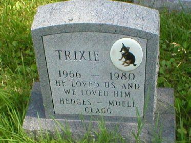 """He loved us and we loved him"" Pet Heaven Cemetery Reynoldsburg, Ohio"