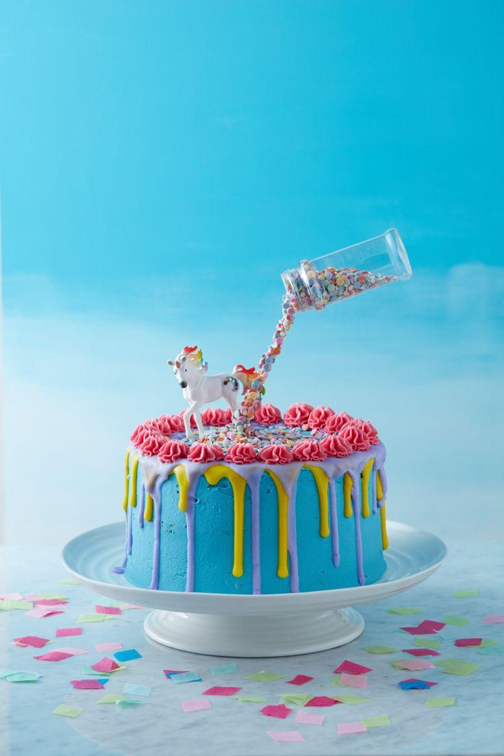 Gravity cake Photo: Danielle Wood