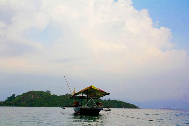 Mutun Beach, Lampung, Indonesia
