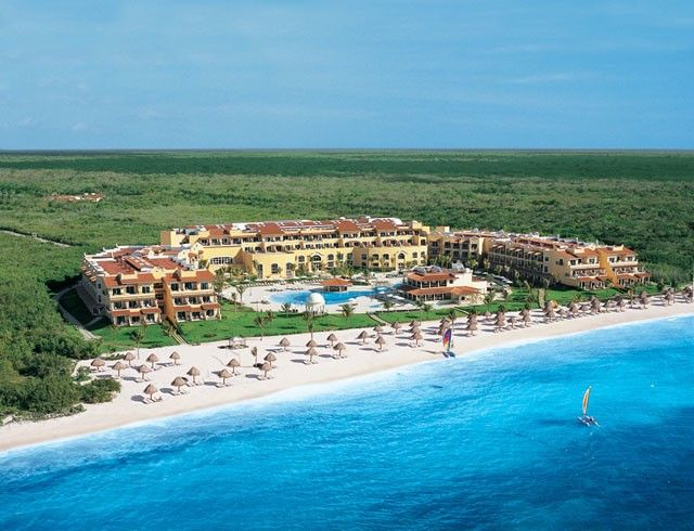Secrets Capri Riviera Cancun - All Adults/All-Inclusive Deals, Cancun Vacation Packages