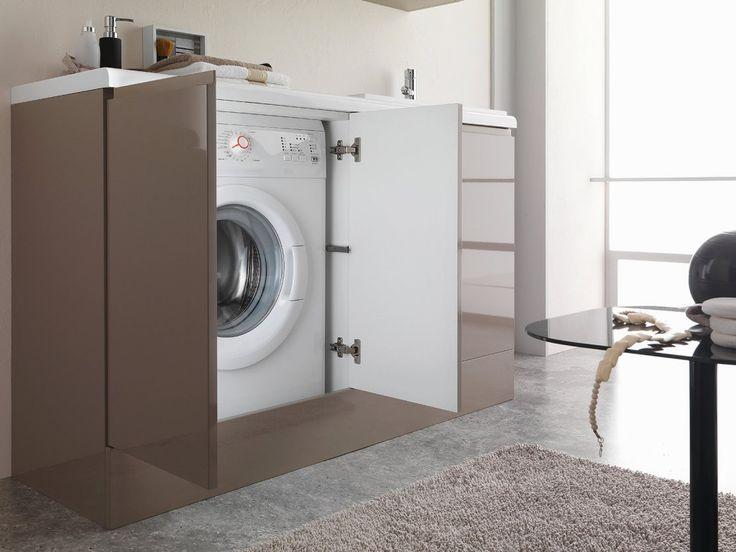 20 best waschmaschinen verkleidung images on pinterest for Progettare bagno ikea