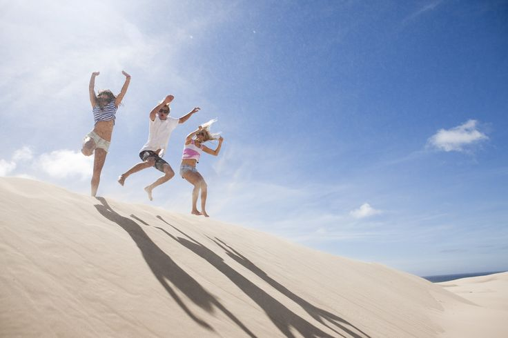Worimi Conservation Lands (Stockton Bight Sand Dunes) - Here's a high adrenaline adventure you'll be talking about for weeks. Sand boarding on the Stockton Sand Dunes is a great experience for the whole family and many tours depart regularly. Feel the wind in your hair, but don't forget to keep your mouth shut! Discover more about the dunes and what lies within on a 4WD tour or ride your own quad bike, taking you over the dunes to explore a place you will never forget.