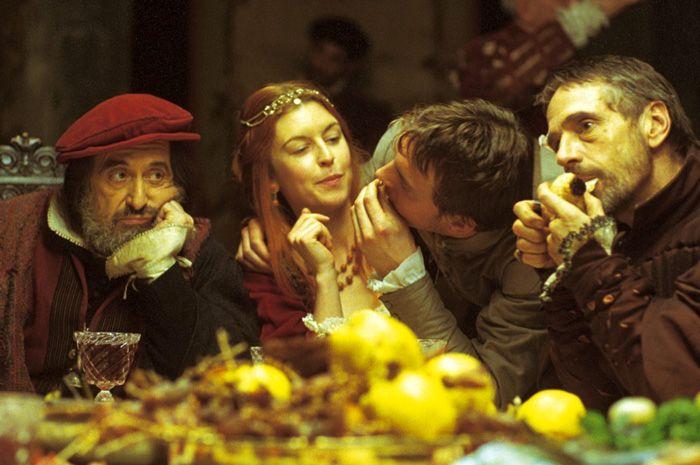 mercador, Veneza, judeu, William Shakespeare, dívida, tribunal, casamento, Al Pacino, Jeremy Irons