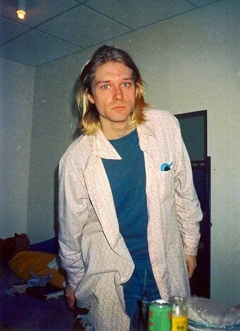 79d75ca8edd2e He had a diagnosis. | Music in 2019 | Kurt cobain, Nirvana kurt ...