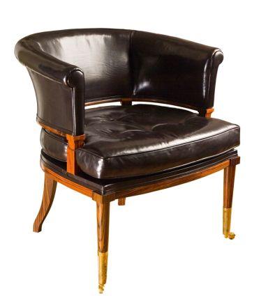 The Quiver Klismos Chair