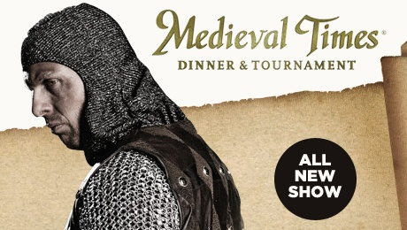 Medieval Times Offers a Delicious Feast and Thrilling Action