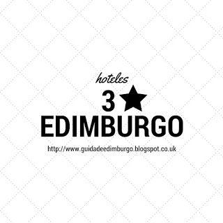 Guía de Edimburgo: Hoteles 3 estrellas en Edimburgo Escocia