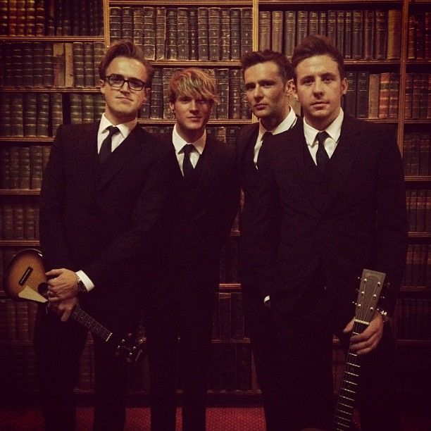 McFly. they look so good in suits
