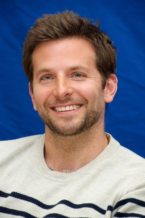 Bradley Cooper's smile is just so sweet and genuine. *swoon*