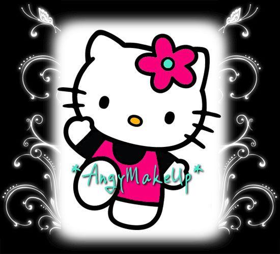 *AngyMakeUp* Hello Kitty logo