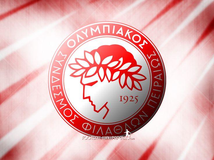 Olympiakos wall
