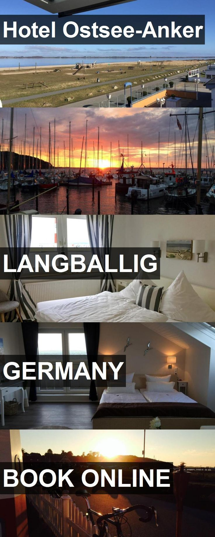 Hotel Ostsee-Anker in Langballig, Germany. For more information, photos, reviews and best prices please follow the link. #Germany #Langballig #travel #vacation #hotel