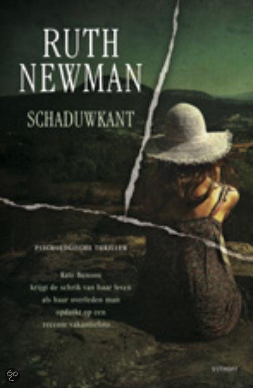Ruth Newman - Schaduwkant - Kobo