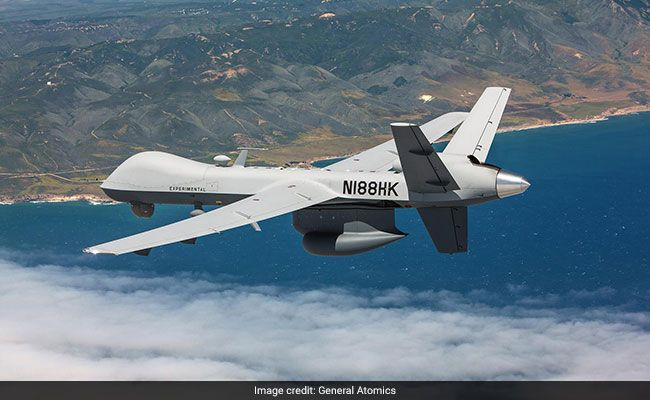 With Eye On China India May Buy 'Unarmed' Guardian Drone From US - NDTV #757Live