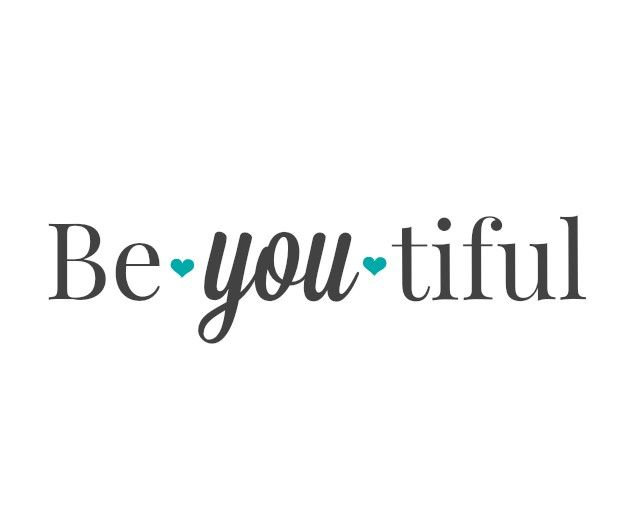 Be • you • tiful Print