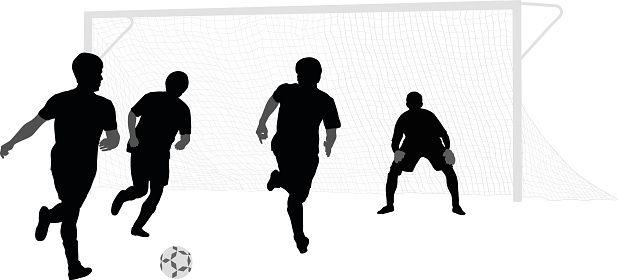 Organized Soccer Game