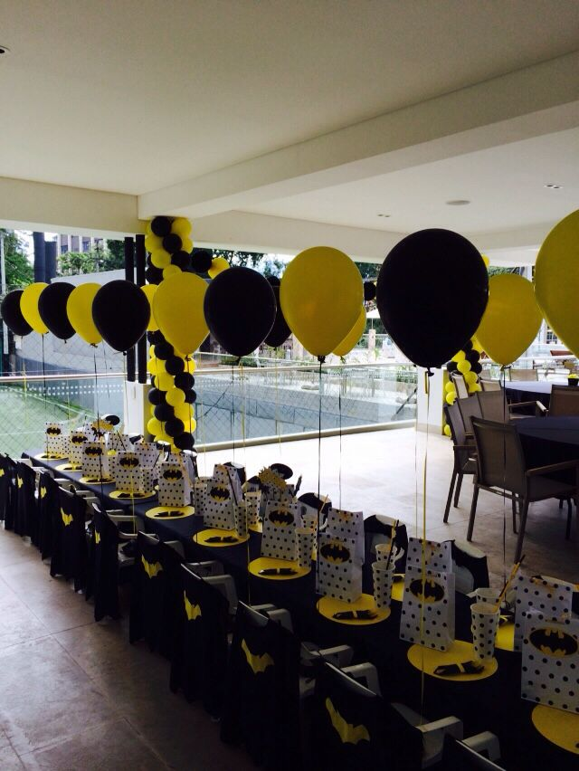 Best 25+ Batman party themes ideas on Pinterest | Batman ...