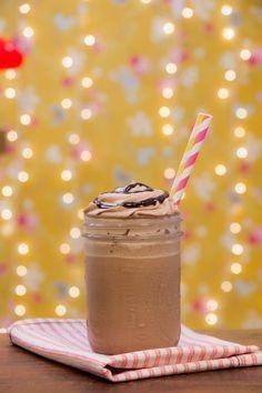 Frappuccino de Chocolate | Vídeos e Receitas de Sobremesas