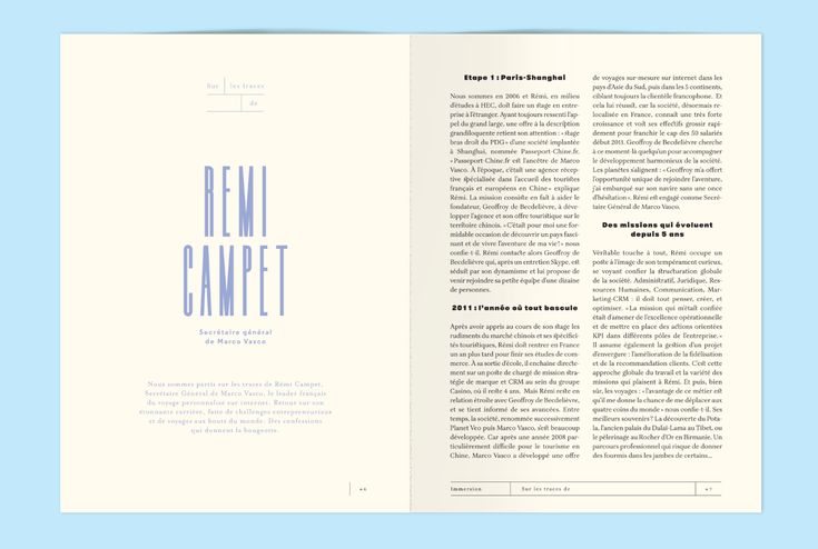 Graphic Design Layout & Typography