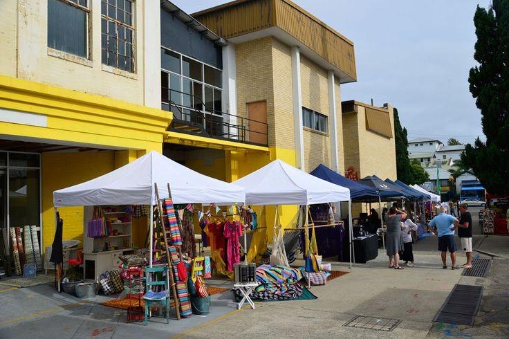 Boundary Street Markets West End