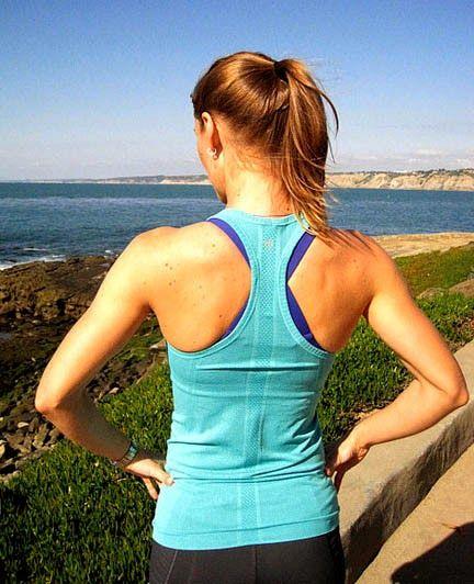 Lululemon Bag asegura que es peor usar protector solar que exponerse al sol !!! ~ Bella en Casa.com