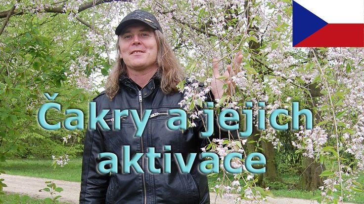 Petr Chobot - Čakry a jejich aktivace - Přednáška
