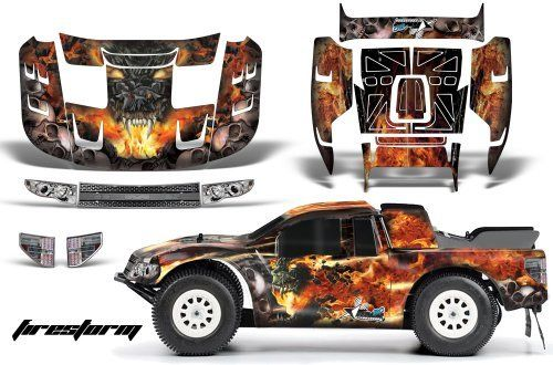 Ford F150 SVT Raptor-FLO-TEK-Decal Kit Fits:Traxxas Slash,Slash 4x4,SC10,Ultima SC & Blitz-(PRO-3366-00)-AMRRACING-RC Graphics Kit-FireStorm by AMRRACING. $39.95. AMR RC Kits very Easy to install.. Listing includes graphics kit only, body not included.. AMR Racing RC kits are made from Thick Motocross quality vinyl. Graphics kit it new in sealed manufactures packing.. 98% Body coverage-Need Base coat of Paint. AMR Racing RC kits are made from Thick Motocross quality vinyl...