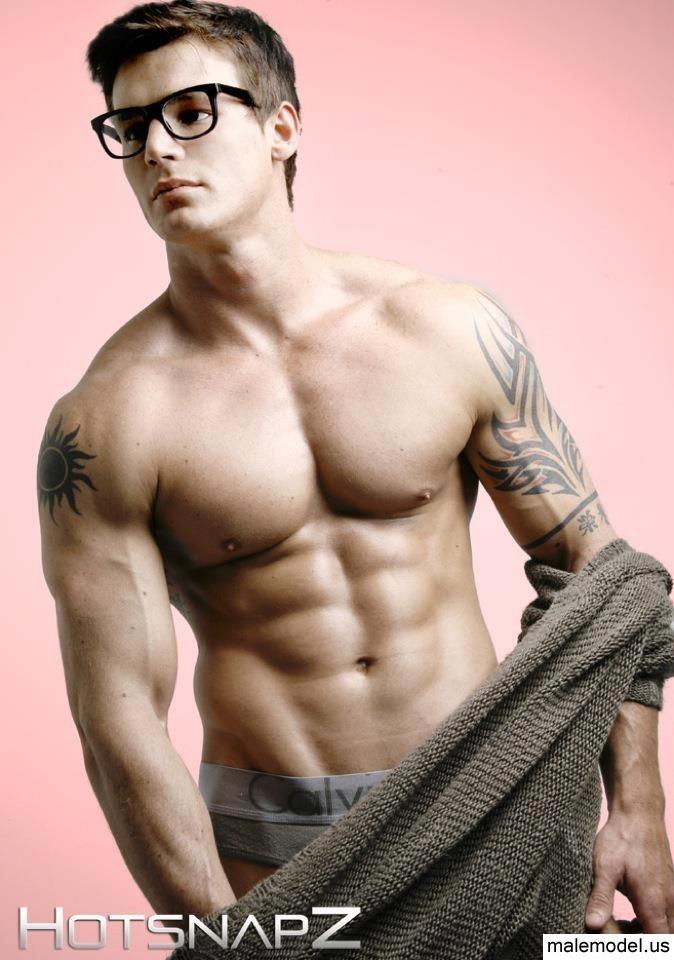 Hot naked nerdy guys — pic 5