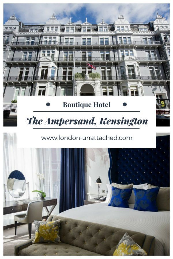 Boutique hotel London - The Ampersand Hotel, #BoutiqueHotel #LondonHotel #SouthKensington  #London #BoutiqueHotelLondon #TheAmpersand
